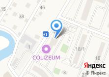 Компания «ЯРИК» на карте