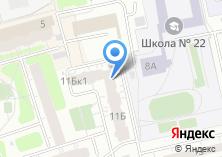 Компания «Новое Измайлово-2» на карте