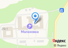 Компания «Малаховка» на карте