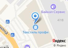 Компания «ТД Оршанский льнокомбинат» на карте