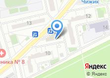 Компания «СтройЦентрПроект» на карте