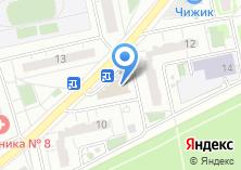 Компания «Строящееся административное здание по ул. Твардовского (г. Балашиха)» на карте