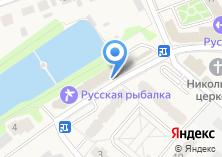 Компания «Мира-Вет» на карте