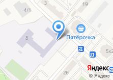 Компания «Островецкая средняя общеобразовательная школа» на карте