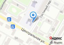 Компания «Детский сад №12 Солнышко» на карте