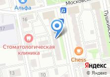 Компания «Почтовое отделение №143903» на карте