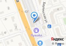 Компания «АвтоГласс» на карте
