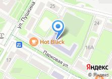 Компания «Щёлковский лицей №7» на карте