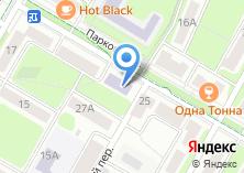 Компания «Детская музыкальная школа Щелковского муниципального района» на карте