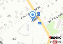 Компания «Автостоянка на ул. Фрунзе» на карте
