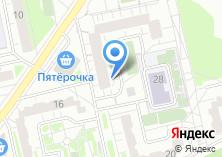 Компания «Астория Косметик» на карте