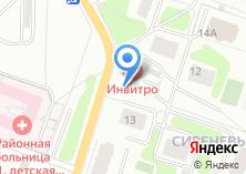 Компания «Бэйби клиник» на карте