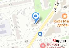 Компания «Фермач» на карте