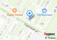 Компания «Щёлковская торгово-промышленная палата» на карте