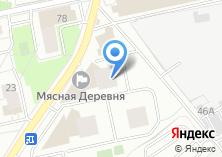 Компания «Строящийся жилой дом по ул. Твардовского (г. Балашиха)» на карте