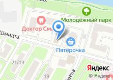Компания «Office» на карте