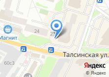 Компания «РоКоКо» на карте