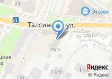 Компания «Vazhnoff» на карте