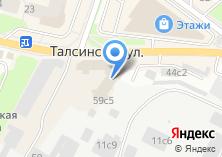 Компания «КАЛИНА-stend» на карте