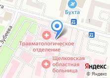 Компания «Щелковский родильный дом №2» на карте