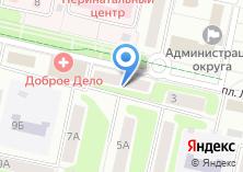 Компания «Московская областная коллегия адвокатов Щёлковский филиал» на карте