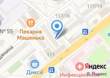 Компания «Angelina» на карте