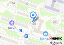 Компания «Букмекерская контора на Комсомольской» на карте