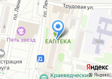 Компания «Сластена-М» на карте