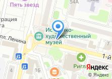 Компания «Щёлковская художественная галерея» на карте