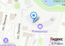 Компания «Строящийся жилой дом по ул. Ленина площадь» на карте