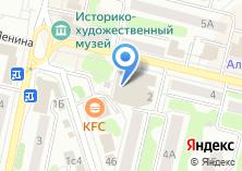 Компания «Нотариус Попова Е.В» на карте