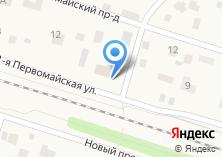 Компания «Раменскоемежрайгаз» на карте