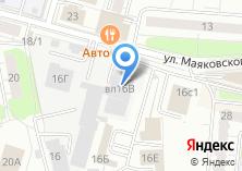 Компания «Минводы Прикамья» на карте