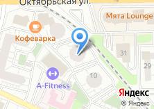 Компания «Салон штор декора» на карте