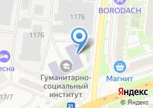 Компания «Гарант-Авторемонт» на карте