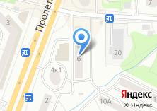 Компания «Русская Бакалейная Компания» на карте