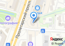 Компания «Артурик» на карте