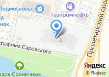 Компания «Строящееся административное здание по ул. Талсинская (г. Щёлково)» на карте