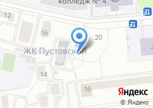 Компания «Детская художественная школа Щелковского муниципального района» на карте