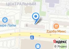 Компания «Гостевой дом в Железнодорожном» на карте