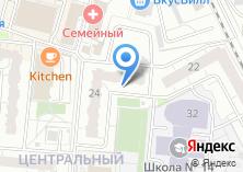 Компания «Строящийся жилой дом по ул. Маяковского (г. Железнодорожный)» на карте