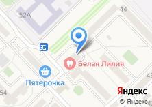 Компания «Частная стоматология» на карте