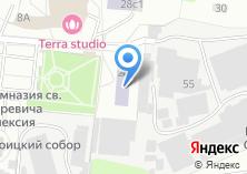 Компания «Профессиональное училище №38» на карте