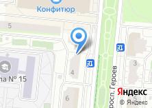 Компания «Этюд» на карте