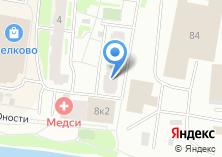 Компания «Строящийся жилой дом по ул. Заречная (г. Щёлково)» на карте