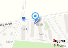 Компания «Коренёвский Форт» на карте