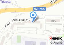 Компания «БИНОКОР» на карте
