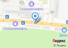Компания «Эко-дом» на карте