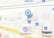 Компания «Нина-ортомед» на карте