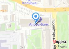 Компания «Центр продаж и сервиса по Московской области» на карте